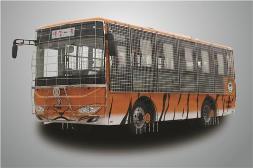HQG6850EA5H 老虎车